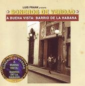 A Buena Vista: Barrio De La Habana (Luis Frank Presents) by Soneros De Verdad