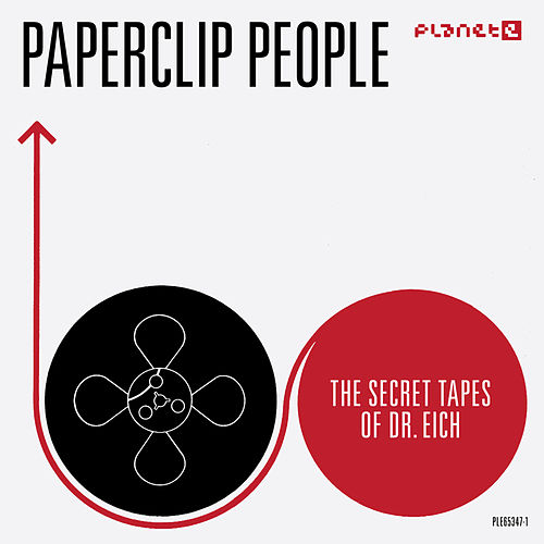 The Secret Tapes of Dr. Eich by Paperclip People
