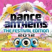 Dance Anthems 2012 de Various Artists
