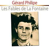 Les fables de La Fontaine de Gérard Philipe