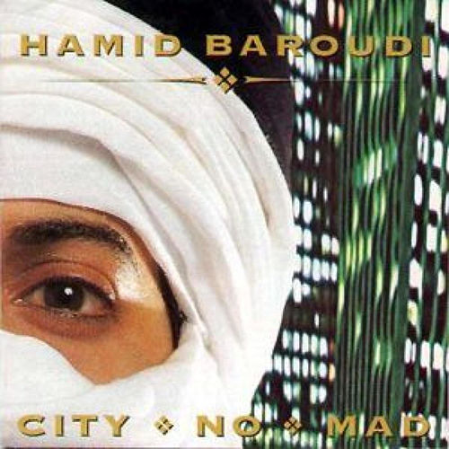 City No Mad by Hamid Baroudi