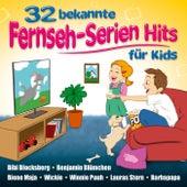 32 bekannte Fernseh-Serien Hits für Kids von Partykids