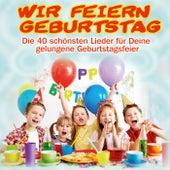 Wir feiern Geburtstag von Partykids