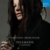 Telemann: Fantasien für Flöte Solo de Dorothee Oberlinger