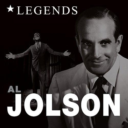 Legends - Al Jolson by Al Jolson