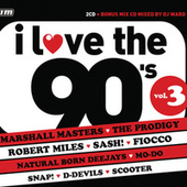 I Love The 90's Vol.3 - digital de Various Artists