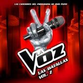 Las Batallas - La Voz de La Voz
