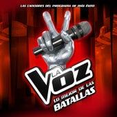 Lo Mejor De Las Batallas - La Voz de Various Artists