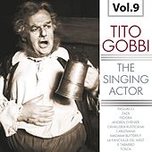 The Singing Actor, Vol. 9 de Various Artists