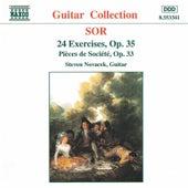 Guitar Music Opp. 33 and 35 by Fernando Sor