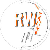 Papp-Tonikk EP by Robag Wruhme