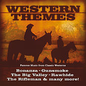 Western Themes: Famous Music From Classic Westerns by Jim Hendricks