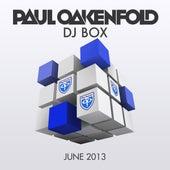DJ Box - June 2013 de Various Artists