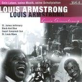 Louis Armstrong -Sein Leben, seine Musik, seine Schallplatten, Vol.4 by Louis Armstrong