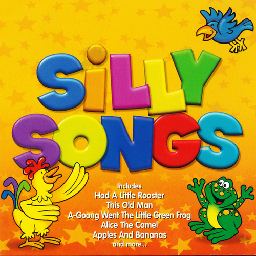 Silly Songs by The Countdown Kids