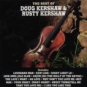 Best Of Doug & Rusty Kershaw by Doug Kershaw