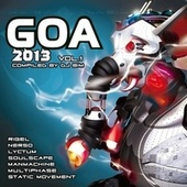 Goa 2013 Vol.1 (Compiled by DJ Bim) by Various Artists