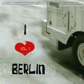 I Love Berlin - Vol.1 de Various Artists