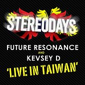 Live In Taiwan (Mixed by Future Resonance & Kevsey D) - EP de Various Artists