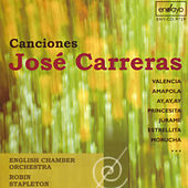 Jose Carreras: Canciones de Jose Carreras