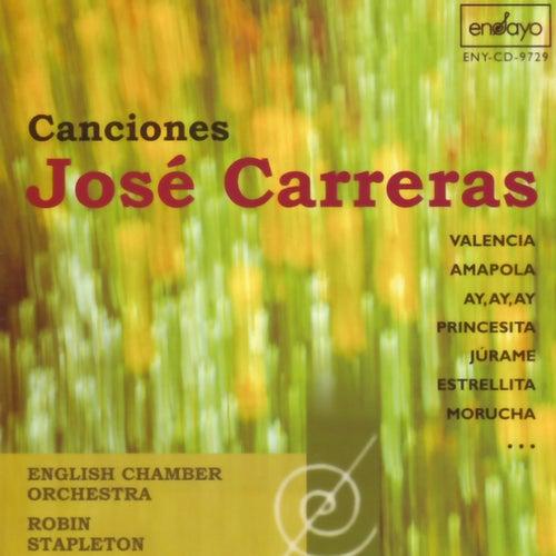 Jose Carreras: Canciones by Jose Carreras
