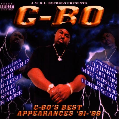 C-Bo's Best Appearances '91-'99 by C-BO