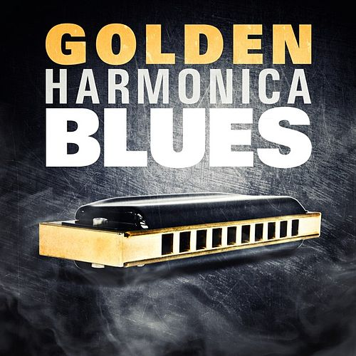 Golden Harmonica Blues by Various Artists