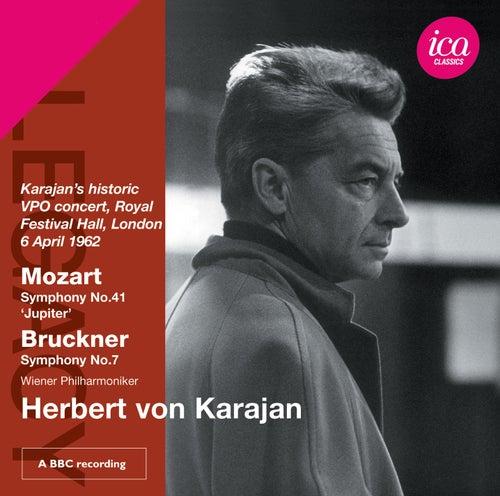 Karajan's historic VPO concert by Vienna Philharmonic Orchestra