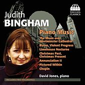 Bingham: Piano Music de David Jones