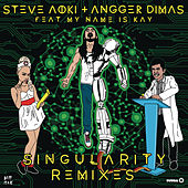 Singularity (Remixes) di Steve Aoki