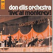 Live At Monterey! by Don Ellis