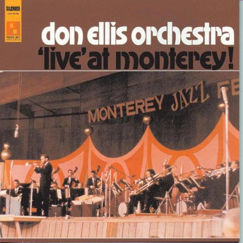 Live At Monterey! by Don Ellis
