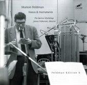 Voices & Instruments by Morton Feldman