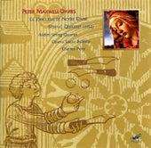 Le Jongleur De Notre Dame; String Quartet by Peter Maxwell Davies