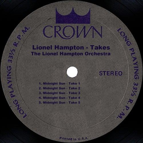 Takes: Midnight Sun, Hamp's Boogie by Lionel Hampton