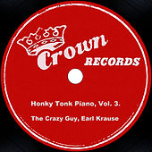 Honky Tonk Piano, Vol. 3. by Earl Krause
