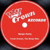 Banjo Party by Frank Ovanin