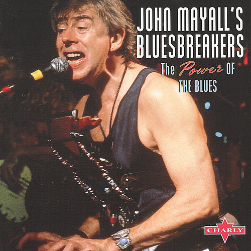 The Power Of The Blues Cd1 by John Mayall