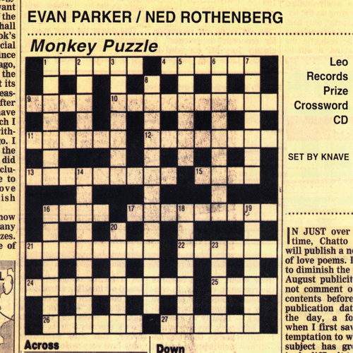 Monkey Puzzle by Evan Parker