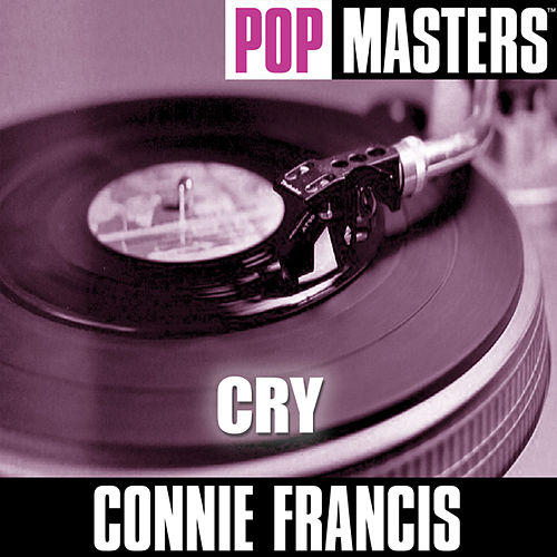 Pop Masters: Cry by Connie Francis