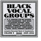 Black Vocal Groups Vol. 9 (1929-1942) von Various Artists