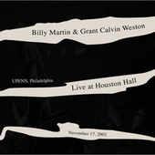Live At Houston Hall by Billy Martin