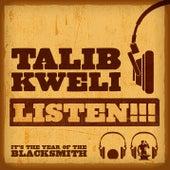 Listen!!! by Talib Kweli