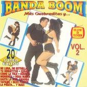 Mas Quebraditas Y... Vol. 4 by Banda Boom