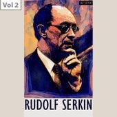 Rudolf Serkin, Vol. 2 von Rudolf Serkin