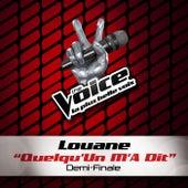 Quelqu'Un M'A Dit - The Voice 2 von Louane