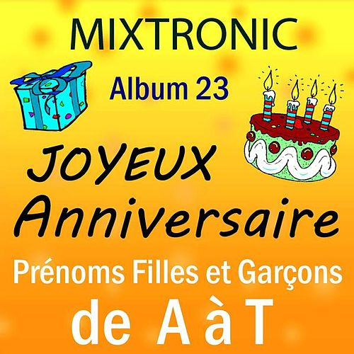 Joyeux Anniversaire Jean Bernard By Mixtronic Napster