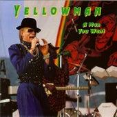 A Man You Want de Yellowman