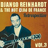 Django Reinhardt & the Hot Club de France Retrospective, Vol. 3 de Django Reinhardt