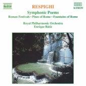 Symphonic Poems by Ottorino Respighi
